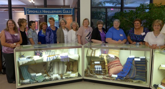 The Guild--Weavers, spinners, knitters and fiber artists