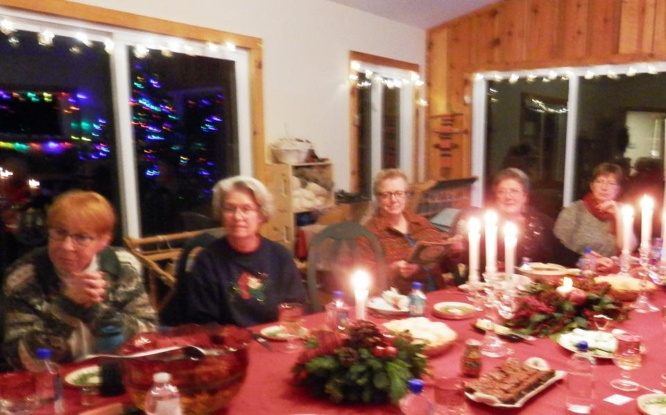 2016 Guild Christmas dinner