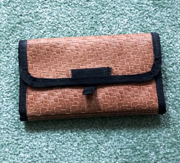 Helen's Japanese inspired clutch