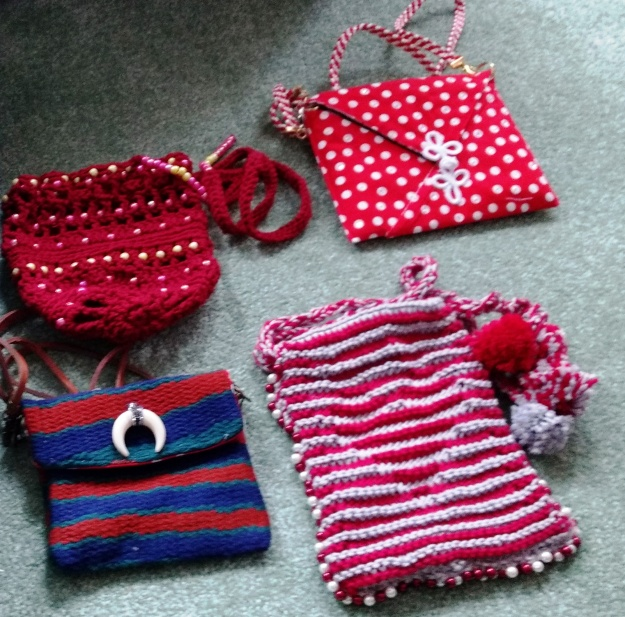 Michelle's four little bags