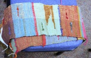Deborah's scarf
