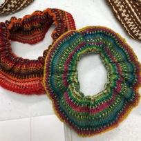 Hair Scrunchies by Linda