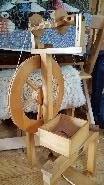 Spinning wheel (1) (fixed)